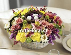 Cursos Manualidades Clases Floresarte Floral Curso De